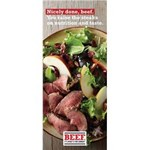 Beef Cuts Nutrition and Recipes Brochure